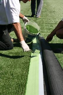 Составы для укладки искусственной травы MAPEI